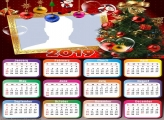 Christmas Tree Calendar 2019