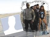 Photo Montage The Black Eyed Peas
