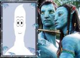 Avatar Movie Picture Frame Digital