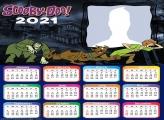 Scooby Doo Calendar 2021